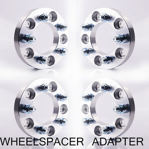 4 Wheel Spacers Adapters 5x5 to 5x4.5 | 1