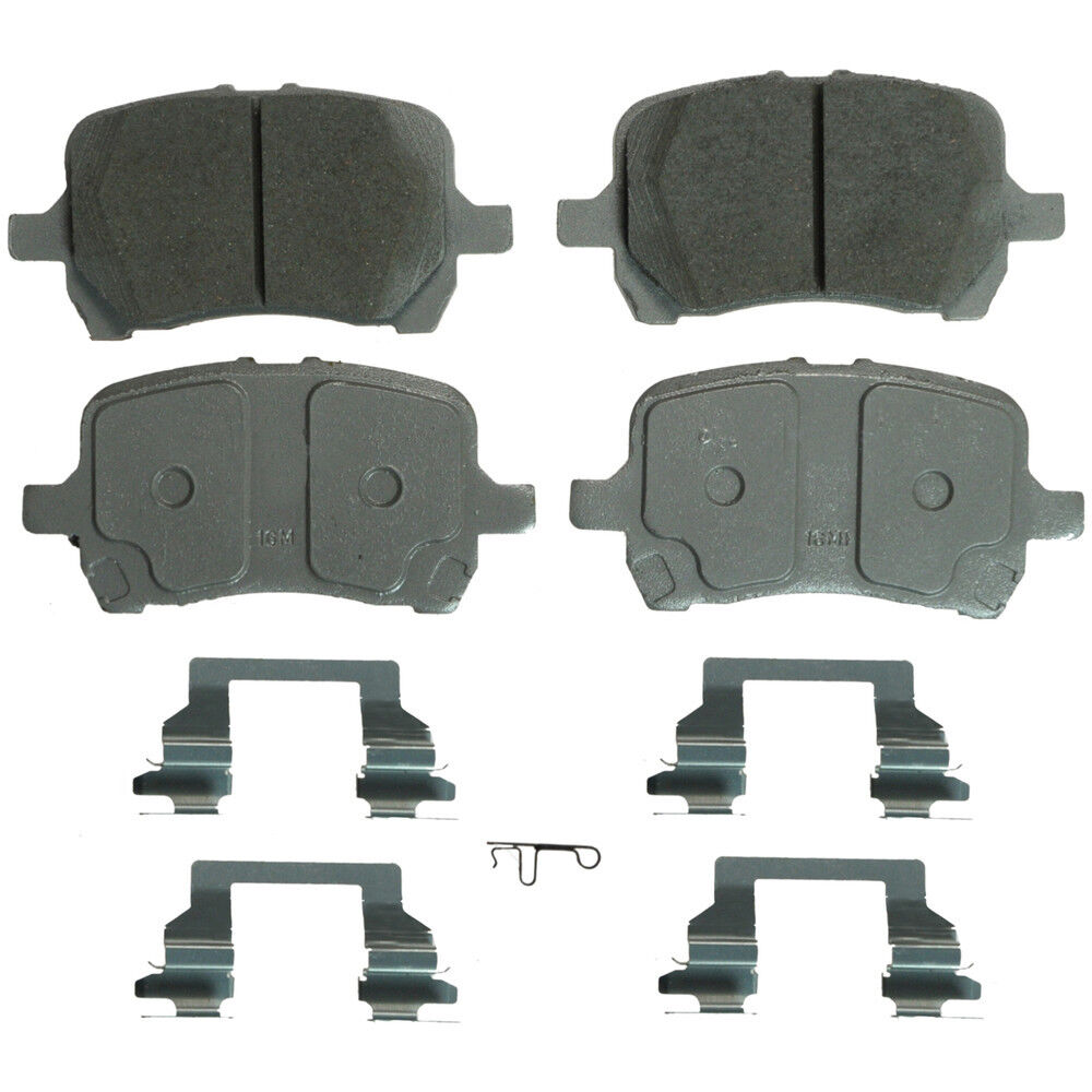 Wagner® PD1033A ThermoQuiet™ Ceramic Rear Disc Brake Pads for Cobalt/HHR/G5/G6