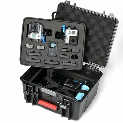 Gopro Case Waterproof Carrying Bag Travel Case Camera Hero 4 3+ 3 2 1 Camcorder