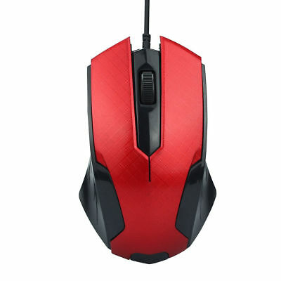 Gaming Mouse OTTICO con Cavo USB 1200DPI per PC Laptop Computer portatile