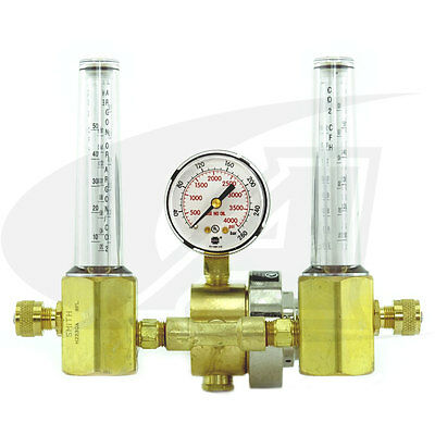Smith Dual Precision Series Flowmeterregulator