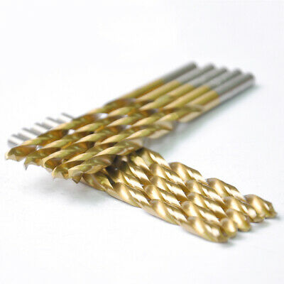 20pcs Upgrated High Speed Steel Micro Spiral Drill Bits Index 61-80 With Case