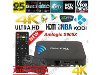 ANDROID TV BOX TX3 PRO ULTRA 4K FULLY LOADED WITH KEYBOARD FREE