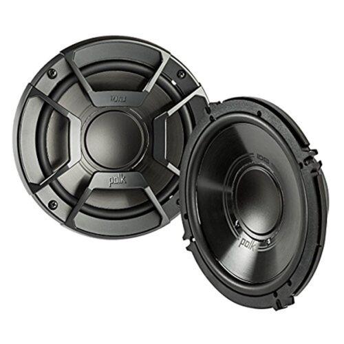 "2x Polk Audio DB6502 6.5"" 300W 2 Way Car/Marine ATV Stereo Component Speakers"