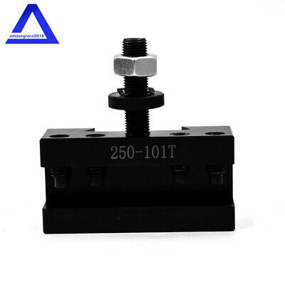 Quick Change Tool Post Axa 1 250-101 Xl Oversize Turning And Facing Holder
