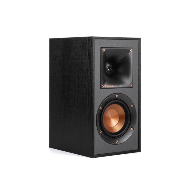 Klipsch Reference R-41m Black Monitor Speaker - Pair