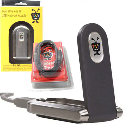 TiVo AG0100 Wireless G USB Network Adapter for TiVo Series 2