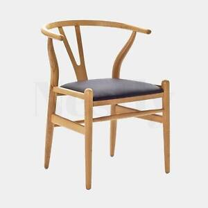 CLEARANCE SALE - Hans Wegner Wishbone Replica Dining Chair CH24 Sydney City Inner Sydney Preview