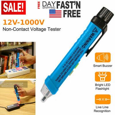 Electric Voltage Tester Ac Power Detector Non-contact Pen Stick Tester Sensor Fn