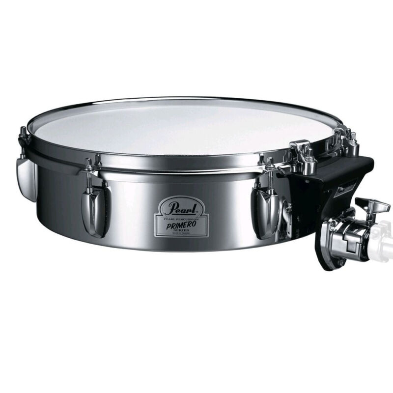 Pearl Elite 13x3.5 Flat Timbale - Steel Shell