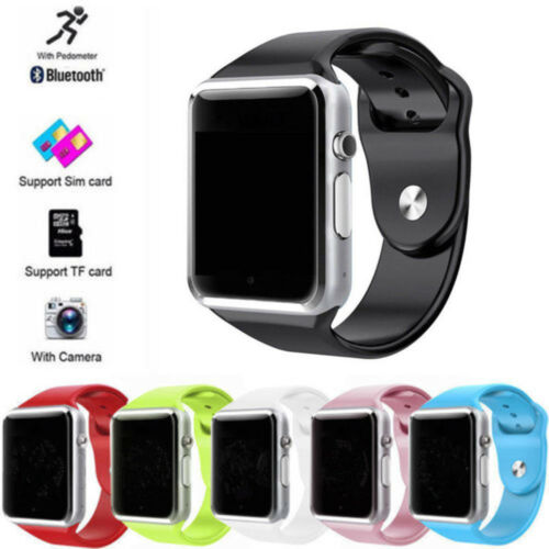 New Fashion A1 Bluetooth Smart Wrist Watch GSM Phone For Android Samsung iPhone