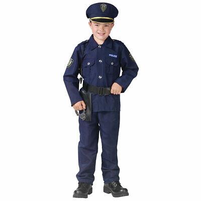 Boys Policeman Uniform Halloween Costume](Policeman Uniform)