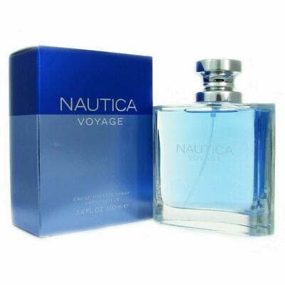 Nautica Voyage for Men 3.4 oz Eau de Toilette Spray