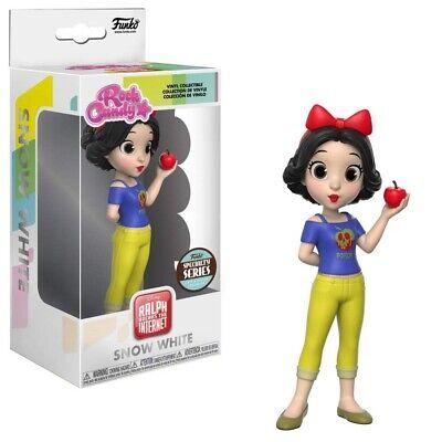 Funko - Rock Candy: Comfy Princess - Snow White Brand New In Box ()