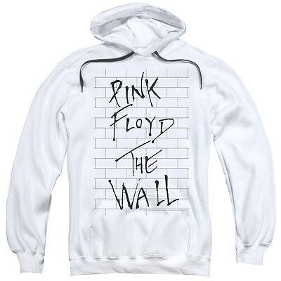 ROGER WATERS THE WALL PINK FLOYD Adult Hooded and Crewneck Sweatshirt (Adult White Crewneck Sweatshirt)