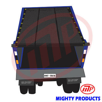 Premium Dump Truck Tarp - 7.5 X 20 Mt-dt-75200