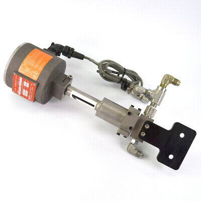 Max Machinery 286-313 Flow Transmitter W 213-393 Flow Meter And Brackets