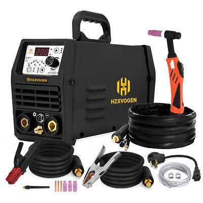 Tig 200p Welder Pluse Hf 200a 110v 220v Dc Mma Arc Tig Welding Machine Inverter