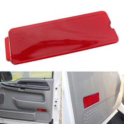 Front/Rear Door Reflector For 2000-2005 Ford Excursion 1999-2007 Ford Super Duty 02 Ford Excursion Door
