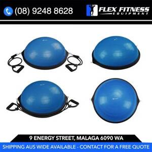 NEW BOSU BALL, HALF BALL Commercial Armortech
