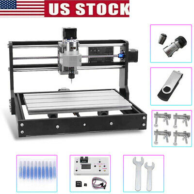 Cnc 3018 Diy Router Kit Engraving Milling Cutter Machine 3axis Router Engraver