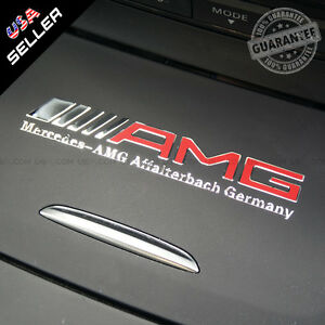amg badge emblems ebay. Black Bedroom Furniture Sets. Home Design Ideas