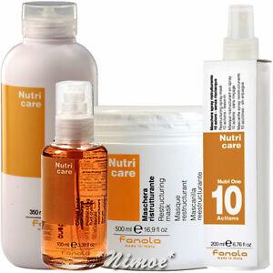 Nutri-Care-basic-kit-Mask-Shampoo-Fluid-Crystals-Spray-One-Fanola-4-pcs