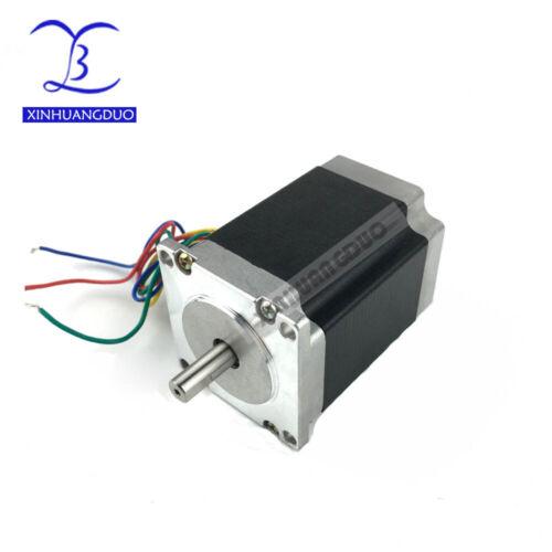 Stepper Motor Nema23 56/76/112mm 3.0A 1.8° 4Wires Cable for 3D printer diy CNC