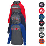 NBA Assortment of Team Color Full Zip Pullover Hoodie Collection by Adidas Men's