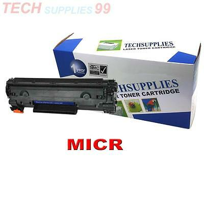 1 pk CE285A MICR Toner Cartridge for HP Pro P1102 w M1210 MFP Printer BEST