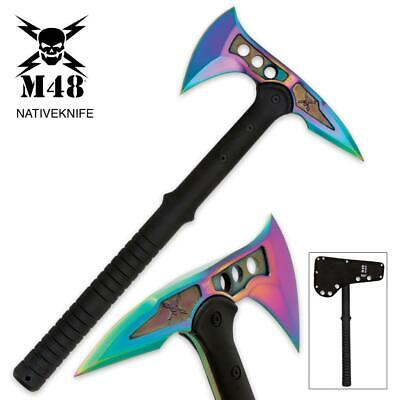 United Cutlery M48 Rainbow Tactical Tomahawk UC3147 for sale  Lincolnton