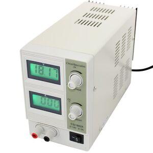 Dc Bench Power Supply Ebay