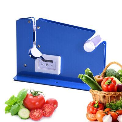 Semi-automatic Plastic Tape Binding Tool Film Bag Tying Machine For Supermarket
