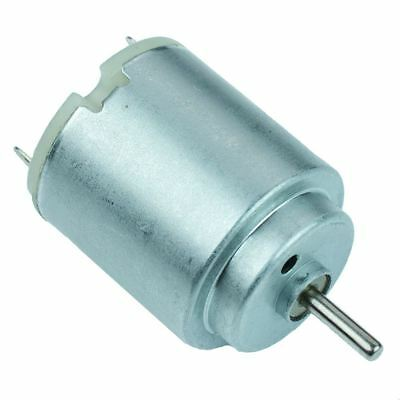 3v Round Miniature Dc Motor 14700rpm Mini