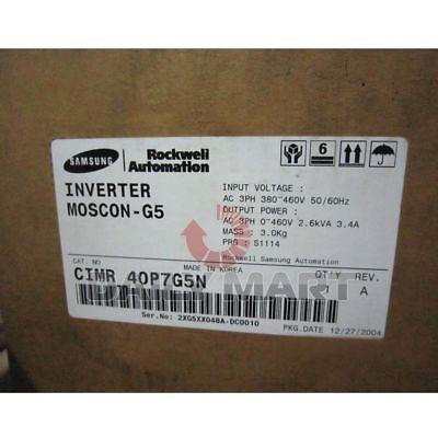Yaskawa New Cimr-40p7g5n 0.75k 380v Plc Inverter Drive Aa4