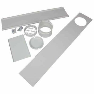 APPK2010 Upgraded Portable AC Vent Kit For Sliding Glass Doors Large Windows