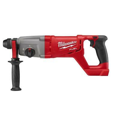 New Milwaukee 2713-20 M18 Fuel 1 Sds Plus D-handle Rotary Hammer Drill