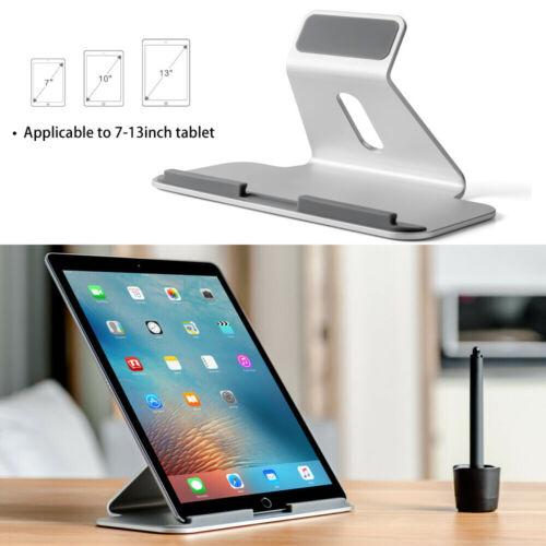 Adjustable Tablet Mount Stand Desk Secure Holder Tablet For iPad Mobile iPhone