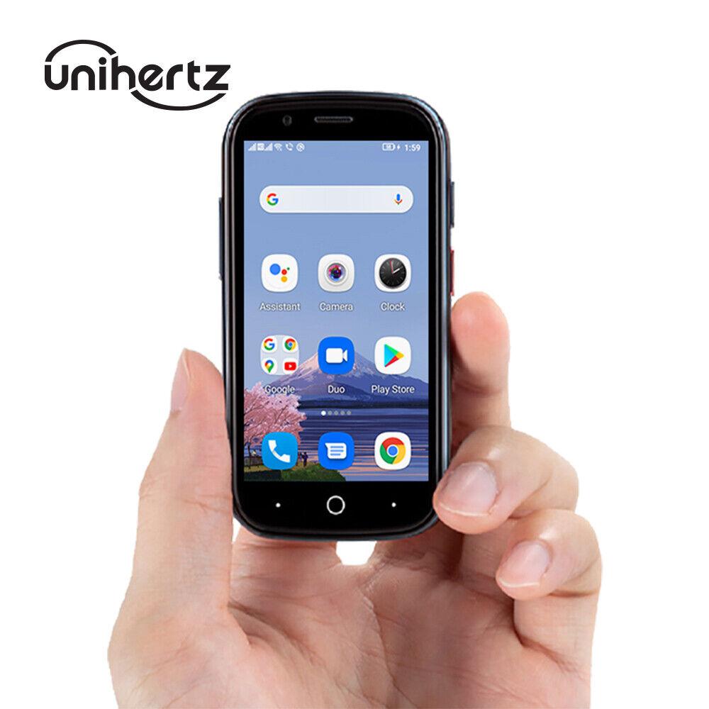 Unihertz Jelly 2, World's Smallest Android 10 4G Smartphone 6GB+128GB OTG NFC