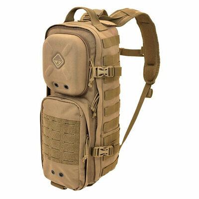 Hazard 4 Progressive Tactical Gear Cordura Padded 2 Strap Slim Daypack, Coyote