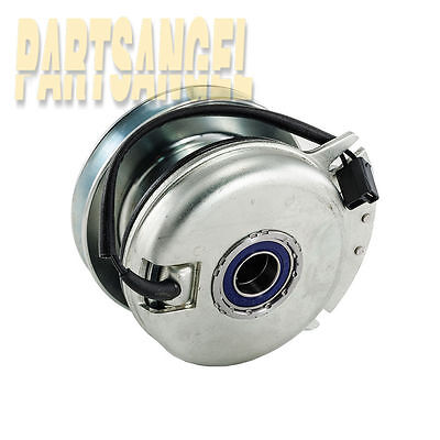 Electric Pto Clutc For Rotary 12621 Lawn Tractor Stens 255 289 Upgraded Bearings