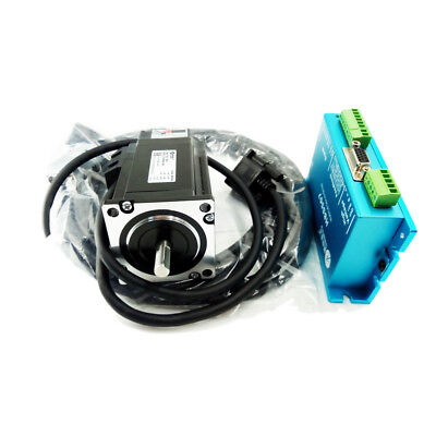 Leadshine 2nm Hybrid Servo Closed Loop Stepper Motor Nema23 Drive Kit 3ph Cnc