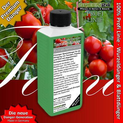 Tomaten-Dünger Paprika-Dünger Chilli-Dünger NPK Flüssig Dünger der