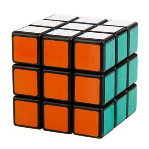New Shengshou 3x3x3 Magic Cube 3x3 Puzzle Ultra-smooth Spring Speed Black