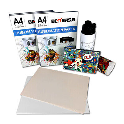 Colorsub 110 Sheets Sublimation Paper Heat Transfer Paper For Polyester T-shirt