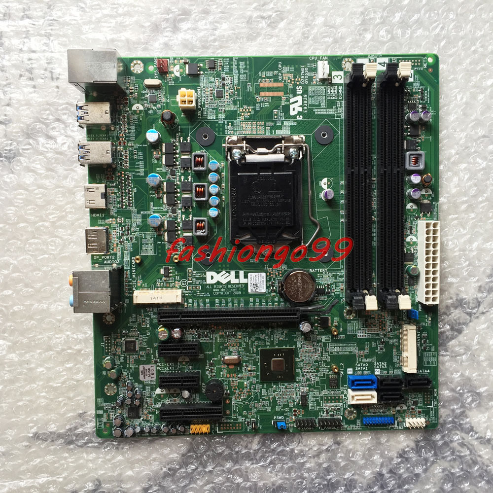 For Dell XPS 8700 Intel Desktop Motherboard CN-0KWVT8 KWVT8 LGA1150 Z87 DZ87M01