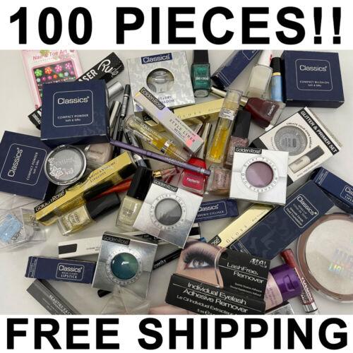 Wholesale Mixed Makeup Lot (100 Pieces)