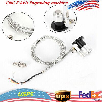 Cnc Tool Setterautomatic Tool Setting Gauge Sensor Z Axis Presetter Locator Bnc