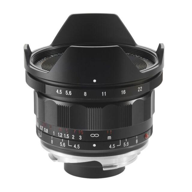 Voigtländer Super Wide Heliar 4,5/15mm 4.5 15 Asph. Leica M Typ III Einzelstück