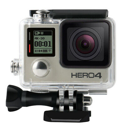 GoPro Hero 3/3+/4 Underwater Waterproof Diving Housing Surfing Protective Case Camera, Drone & Photo Accessories